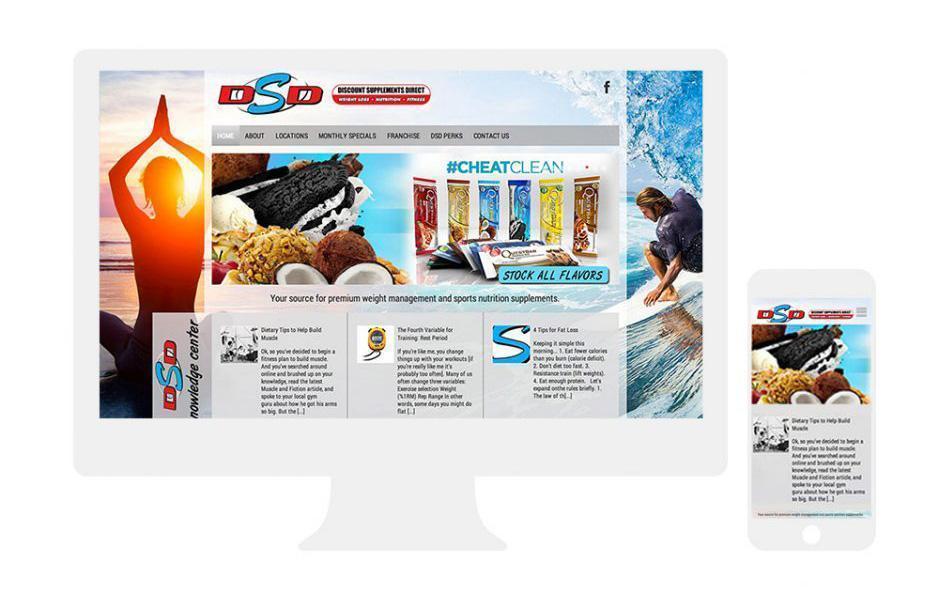 Web Site Designer orlando florida website graphic design company